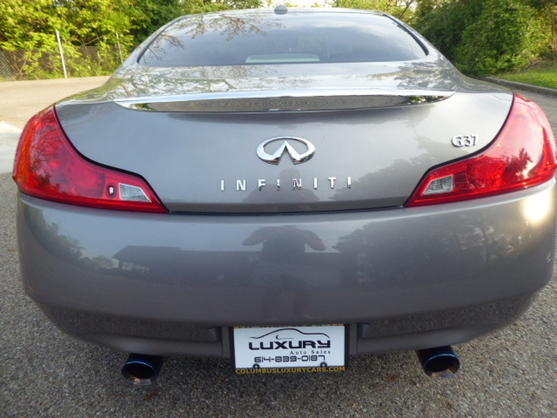 Infiniti G37 Coupe 2009 price $13,995