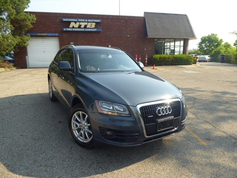 Audi Q5 2010 price $12,977