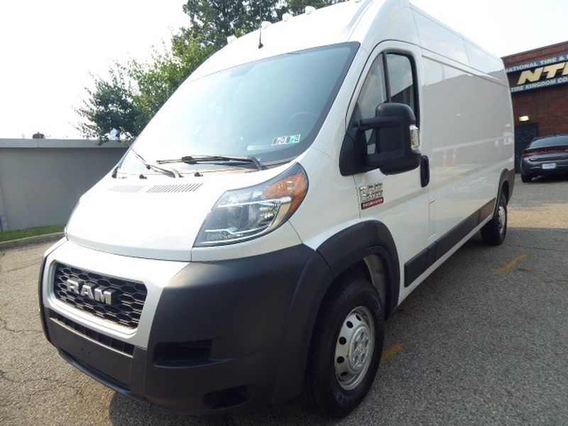 RAM ProMaster Cargo Van 2019 price $35,452
