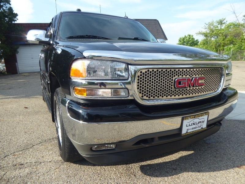 GMC Yukon 2005 price $9,725