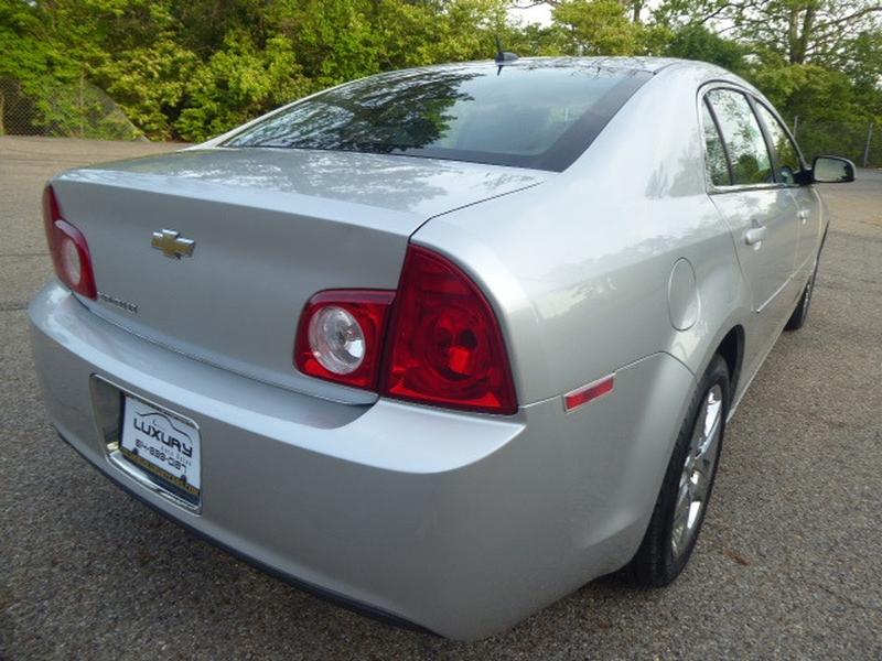 Chevrolet Malibu 2010 price $6,305