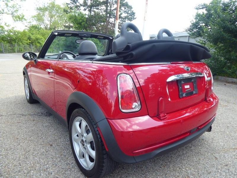 Mini Cooper Convertible 2008 price $14,995