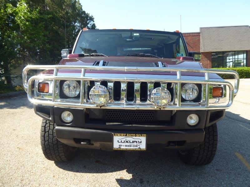 Hummer H2 2006 price $25,855