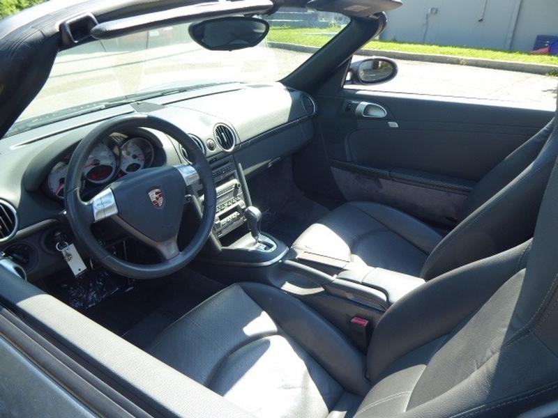 Porsche Boxster 2005 price $22,480