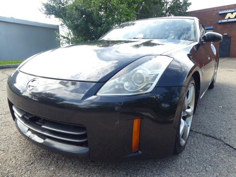 Nissan 350 Z 2008 price $10,995