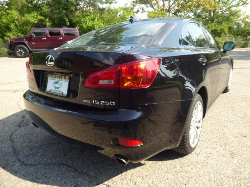 Lexus IS 250 2007 price $12,350