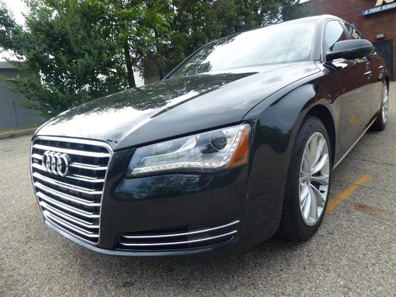 Audi A8 2011 price $22,000