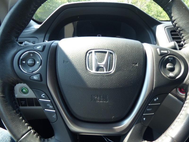 Honda Ridgeline 2017 price $29,891