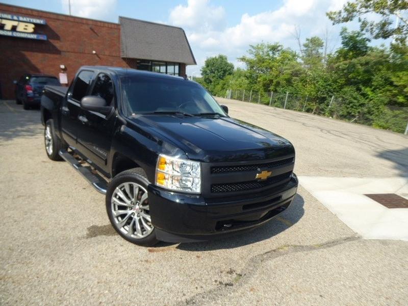 Chevrolet Silverado 1500 2013 price $26,995