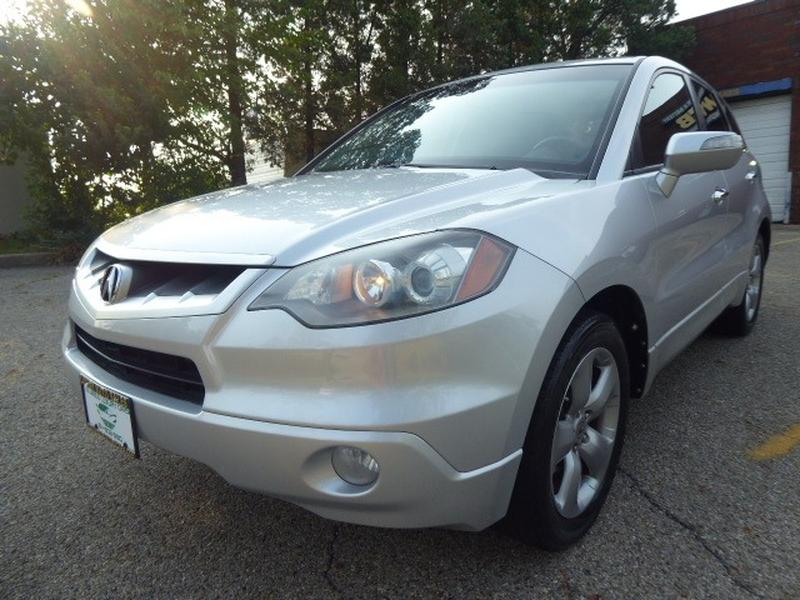 Acura RDX 2007 price $7,555