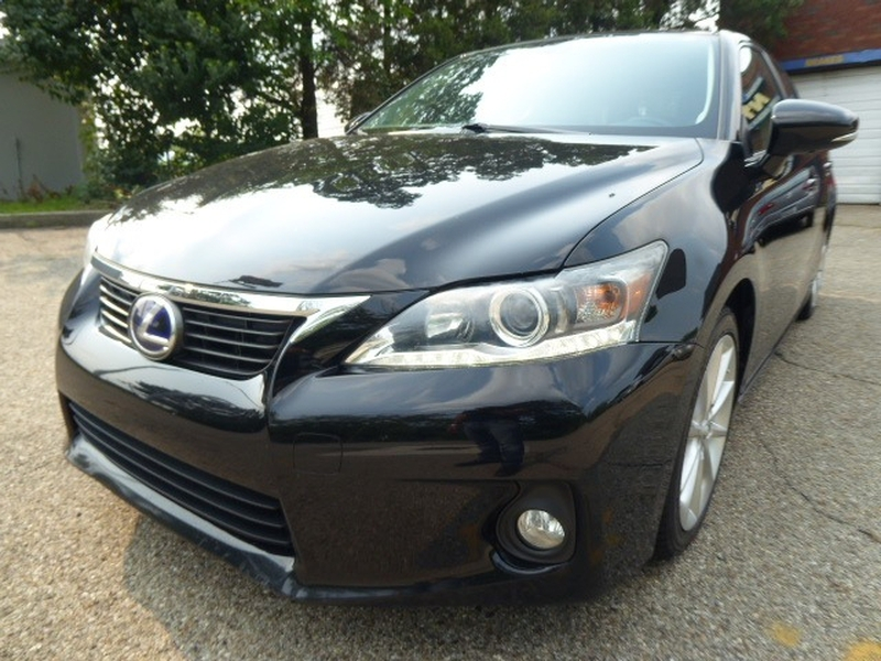 Lexus CT 200h 2011 price $10,972