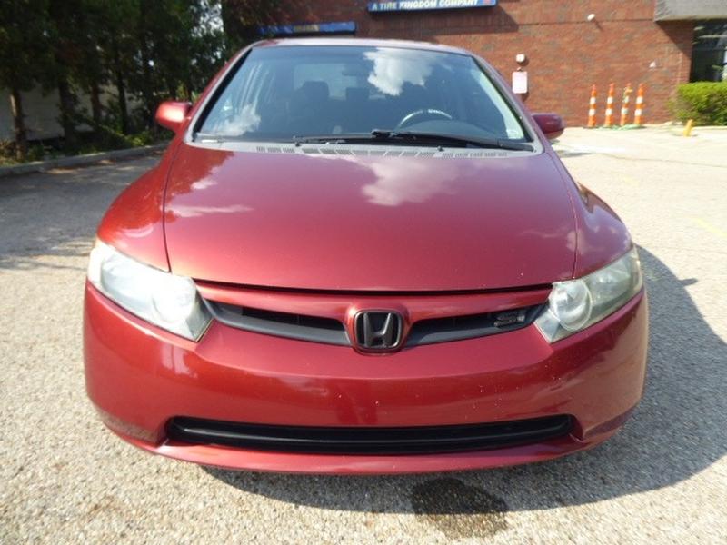 Honda Civic Si 2007 price $7,991