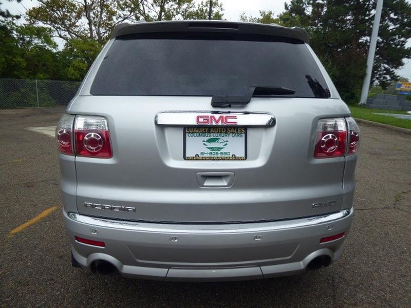 GMC Acadia 2012 price $16,995