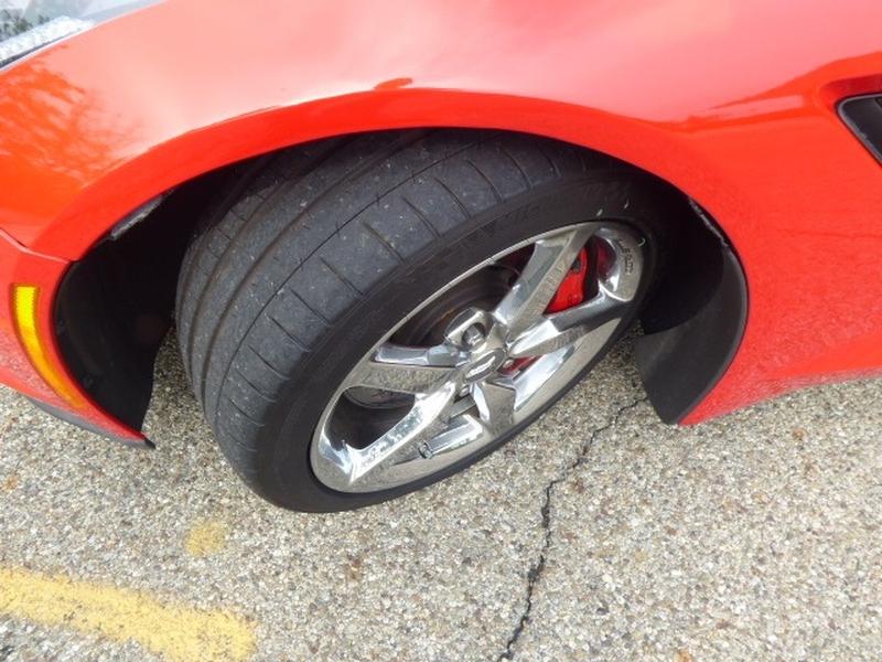 Chevrolet Corvette 2015 price $42,997