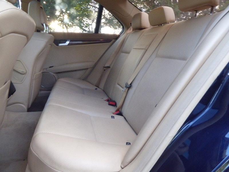 Mercedes-Benz C-Class 2008 price $8,995