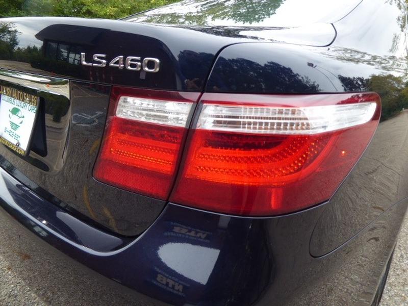 Lexus LS 460 2008 price $13,785
