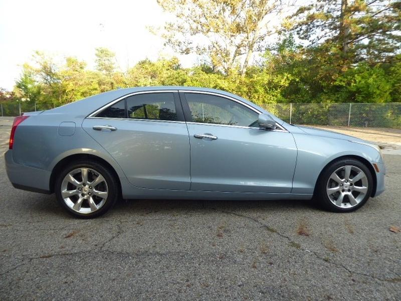 Cadillac ATS 2013 price $11,580