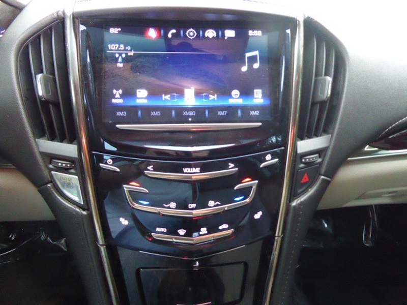 Cadillac ATS Coupe 2016 price $21,580