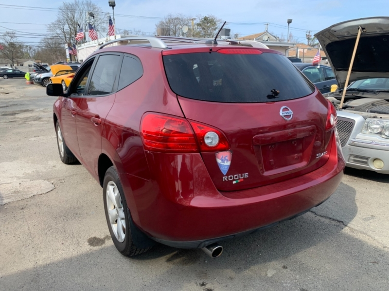 Nissan Rogue 2008 price $5,999