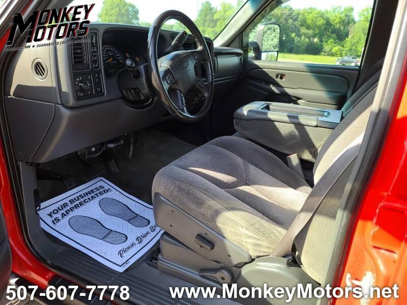 Chevrolet Silverado 2500HD 2006 price $14,995