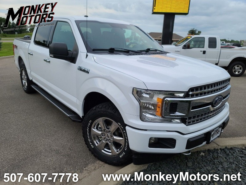 Ford F-150 2018 price $25,995