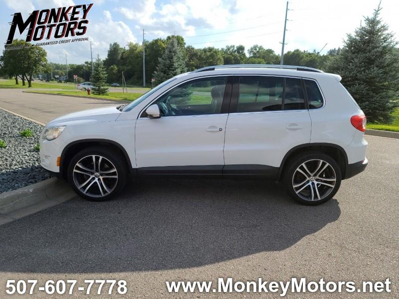 Volkswagen Tiguan 2009 price $6,995