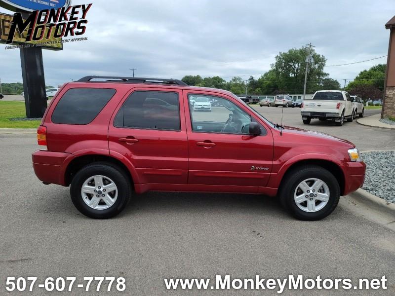Ford Escape Hybrid 2007 price $5,995
