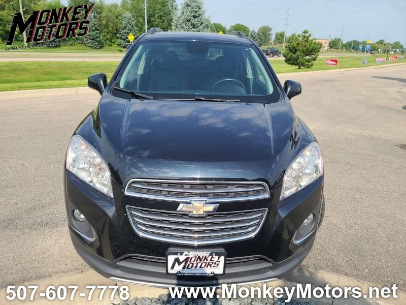 Chevrolet Trax 2015 price $10,995