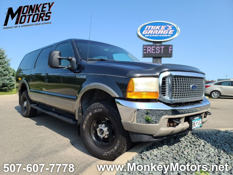 Ford Excursion 2000 price $8,995