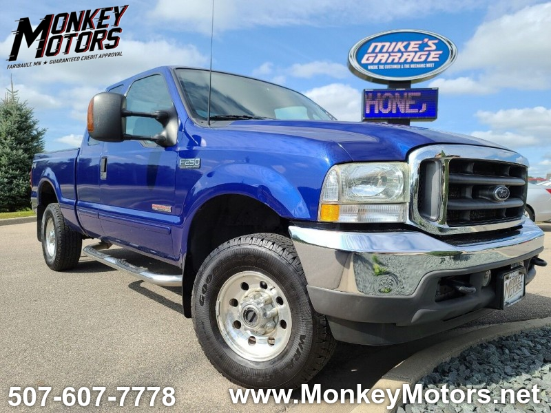 Ford F-250 Super Duty 2003 price $11,995