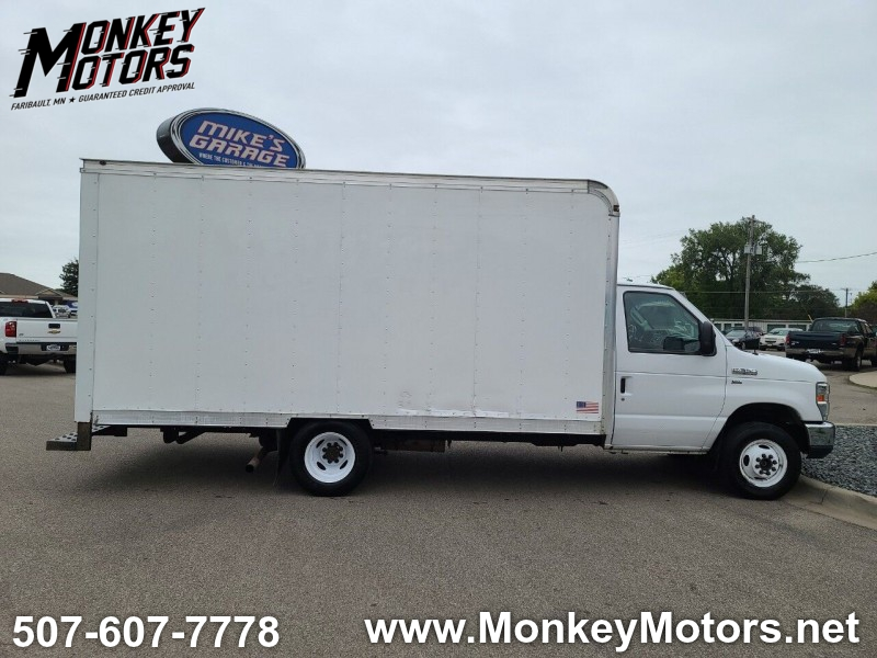 Ford E-Series Chassis 2014 price $11,995