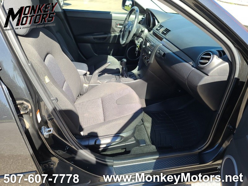 Mazda MAZDA3 2008 price $4,995