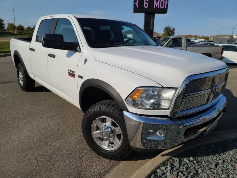 RAM Ram Pickup 2500 2012 price $18,995