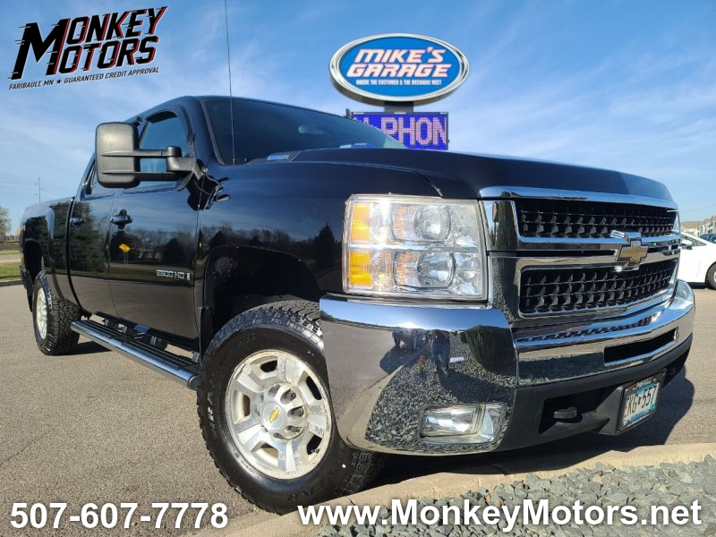 Chevrolet Silverado 2500HD 2008 price $29,995