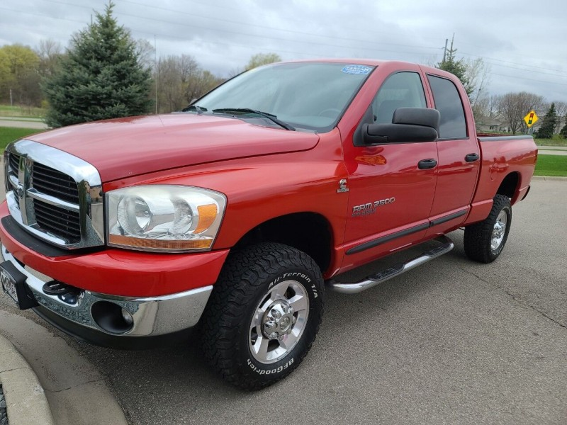 Dodge Ram Pickup 2500 2006 price $19,995