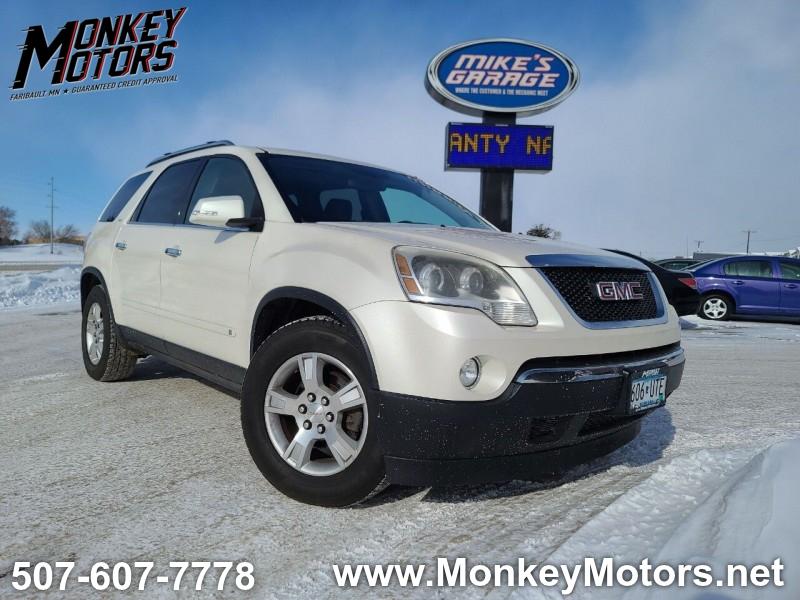 GMC Acadia 2009 price $7,995