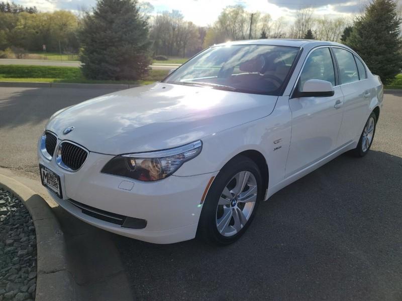 BMW 5 Series 2010 price $9,995