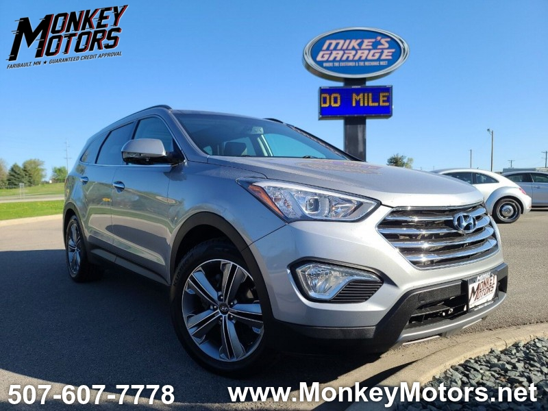 Hyundai Santa Fe 2015 price $13,995