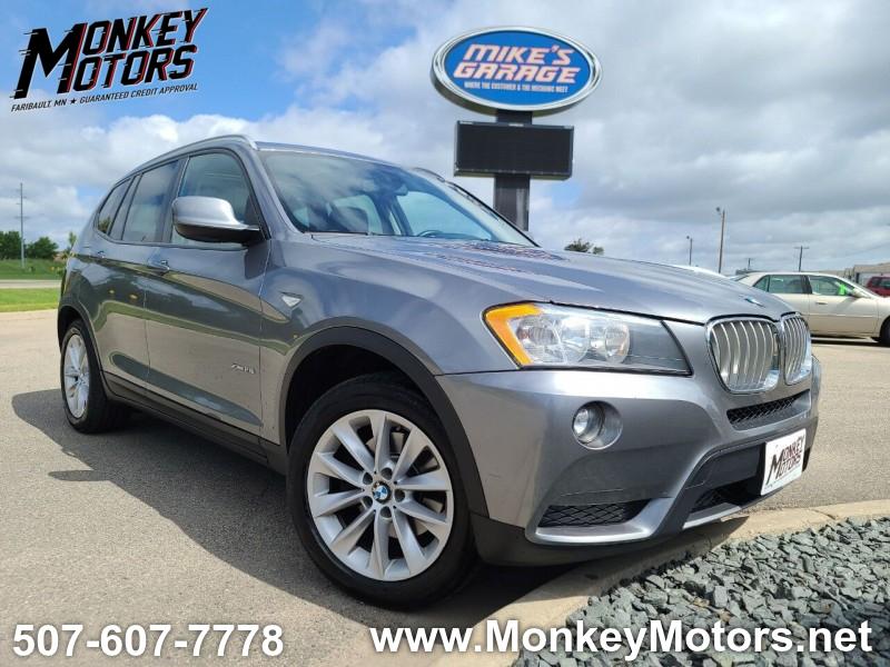 BMW X3 2013 price $11,995