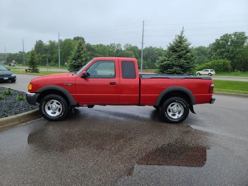 Ford Ranger 2001 price $5,995
