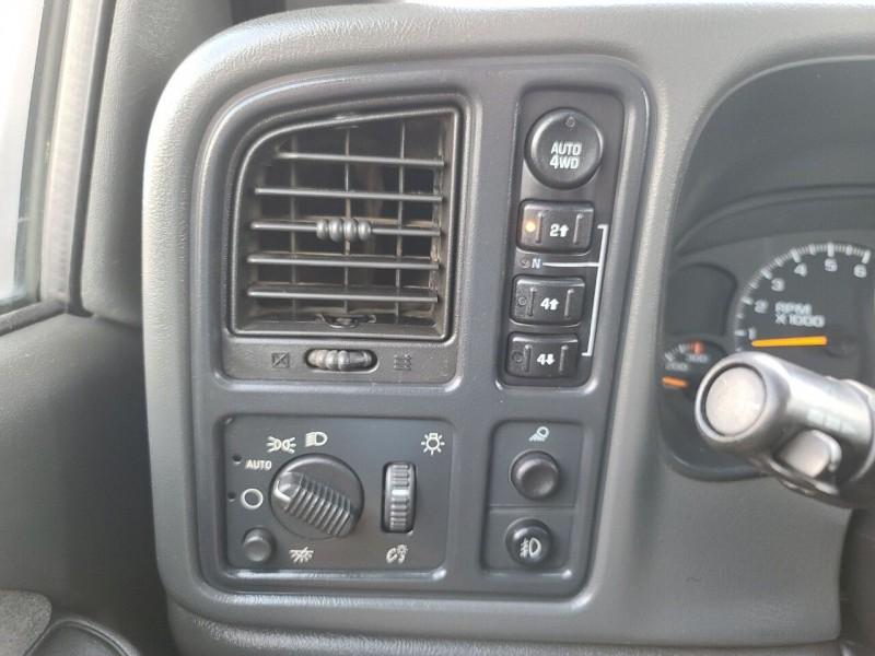 Chevrolet Silverado 2500 2003 price $9,995