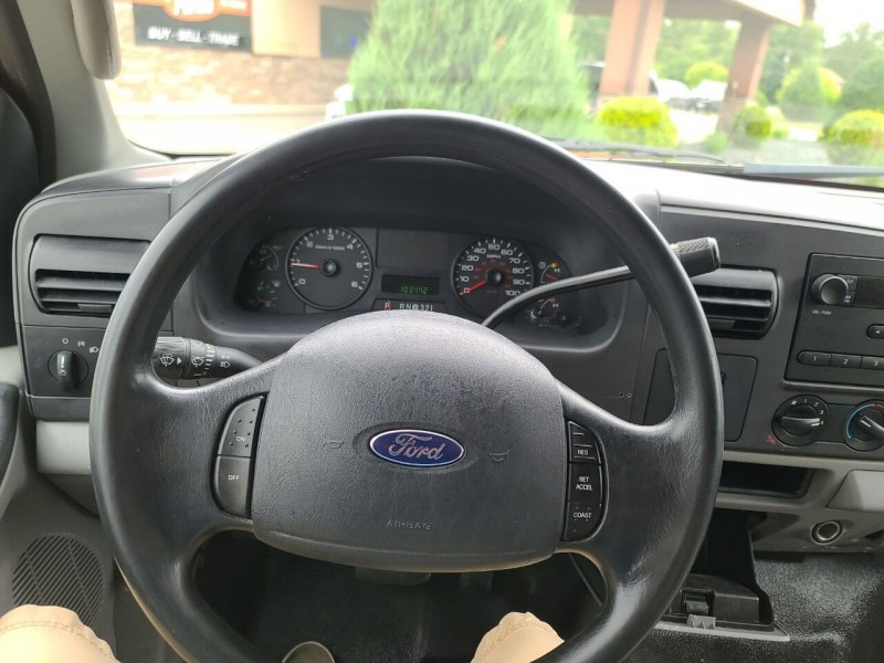 Ford F-250 Super Duty 2007 price $14,995