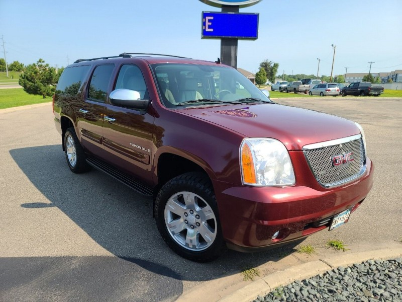 GMC Yukon XL 2008 price $11,995
