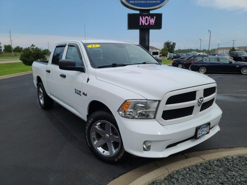 RAM Ram Pickup 1500 2015 price $25,995