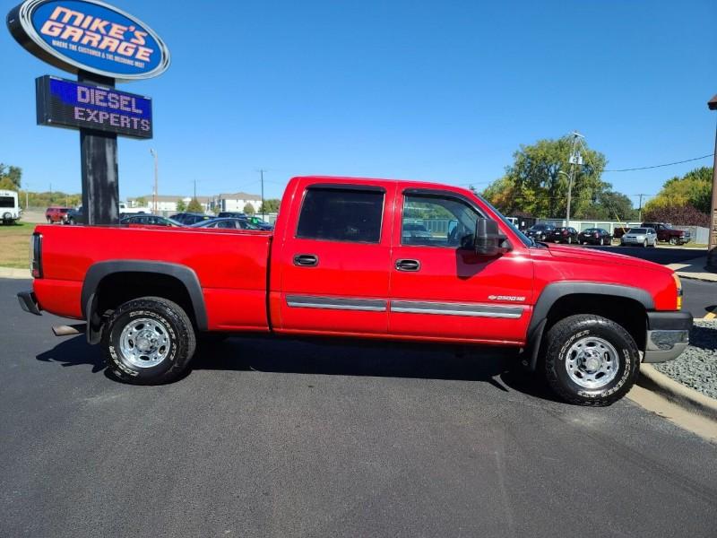 Chevrolet Silverado 2500HD 2003 price $15,995