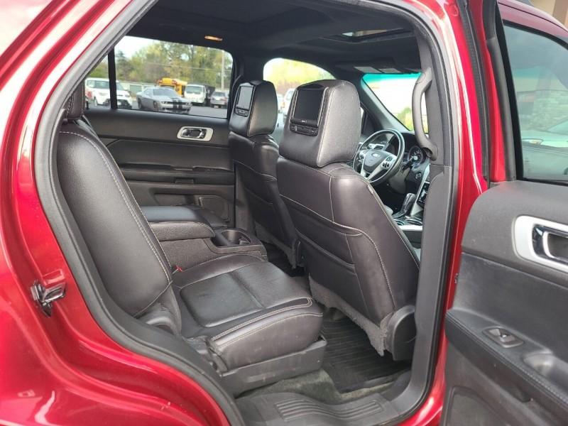 Ford Explorer 2014 price $20,995