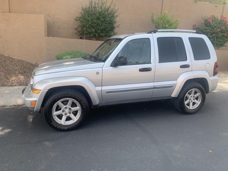 Jeep Liberty 2007 price $6,500