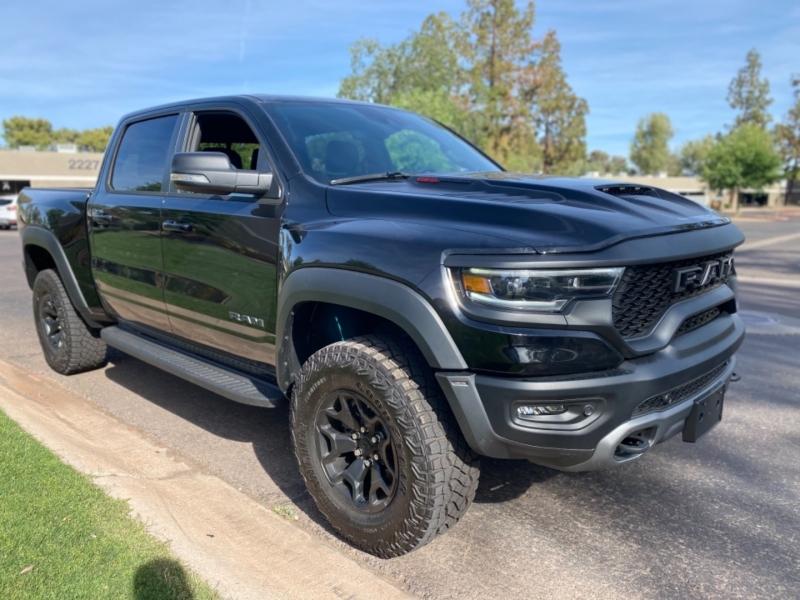 RAM 1500 2021 price $115,000