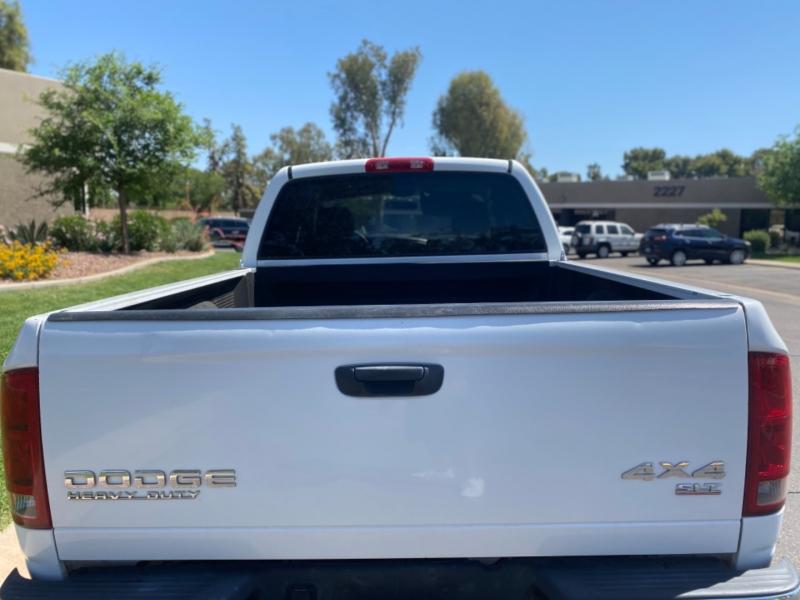 Dodge Ram 2500 2003 price $19,999