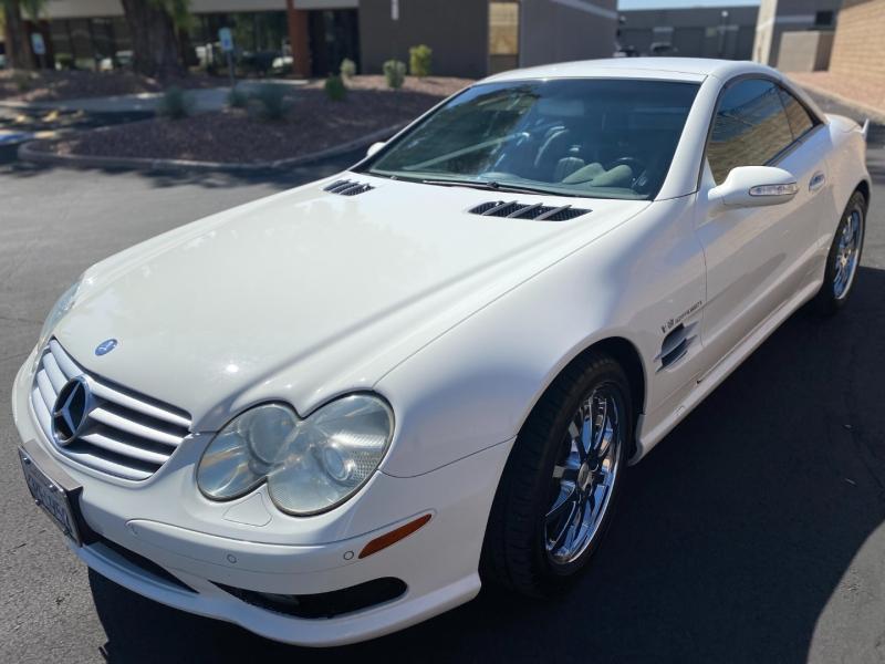 Mercedes-Benz SL-Class 2003 price $16,000